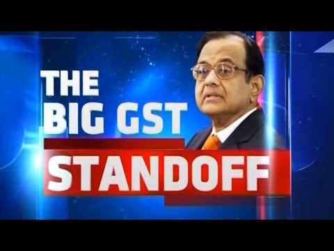 The Big GST Stand-off with P Chidambaram | ET NOW Exclusive