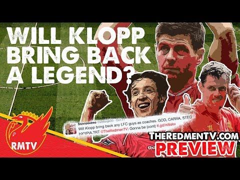 Should Klopp bring back a Legend? | Reds News Roundup (Preview)