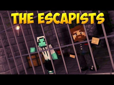 The Escapists В МАЙНКРАФТЕ | ЛЕТСПЛЕЙЩИКИ ЗА РЕШЕТКОЙ