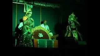YAKSHAGANA NEELA MEGHA SHYAMA HELD AT KUNDAPURA 30 NOV 2013