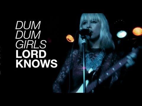 "DUM DUM GIRLS ""Lord Knows"" Live at Brighton Music Hall, Allston, MA"