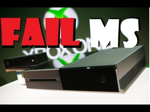 MICROSFT PC & XBONE FAIL! The Windows Experience!