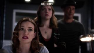 The Flash S03E14 Stopping  Nuclear Missile