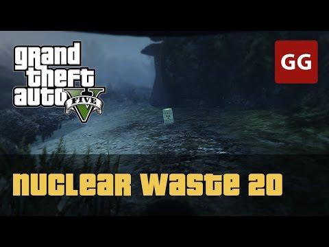 Nuclear Waste 20 — GTA 5