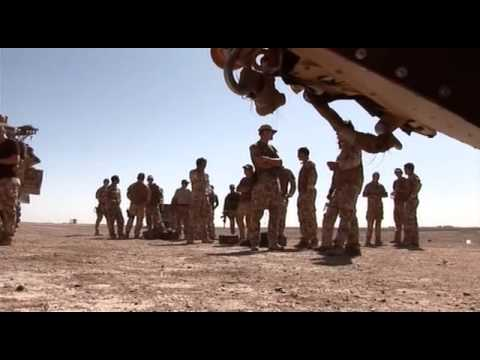 Pathfinder Platoon - Afghanistan (part 1/5)