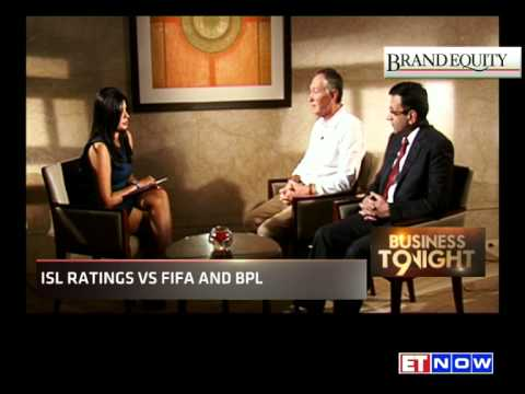 EPL's Richard Scudamore & Star India's Sanjay Gupta On The EPL - ISL Partnership To ET NOW