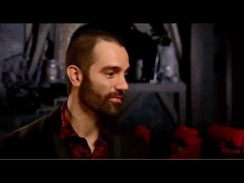 Ramin Karimloo on CBC News (Les Mis Opening Night)