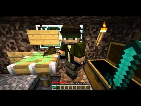 Месть Херобрина - 6 серия - Minecraft сериал