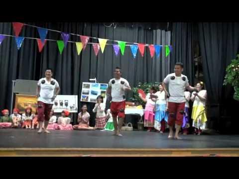 Maglalatik - Philippine Folk Dance - Paaet 120610 video