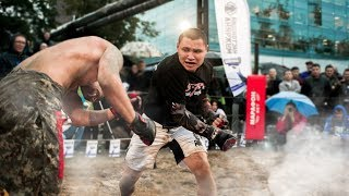 SHAMAN Vs Airborne Forces, Fight MMA !!!