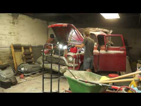 270 - 6 Cyl GMC Engine For Sale & 1957 GMC Fire-Up