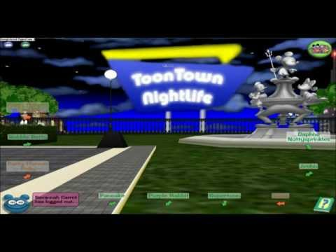 Toontown Central Nightlife Theme