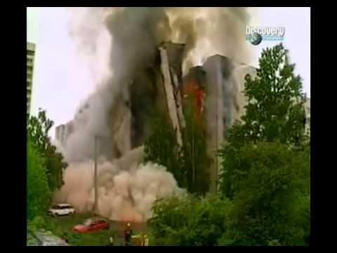 Пожарный клип. Настоящая работа пожарных ГПС МЧС РФ