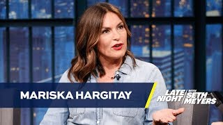 Mariska Hargitay Recruited Brooke Shields to Play a Grandmother on Law & Order: SVU