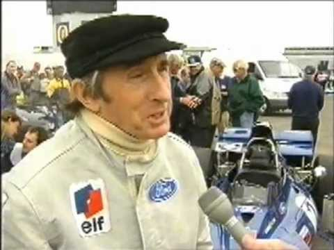 2001 Historic F1 Festival at Silverstone Part 1/4