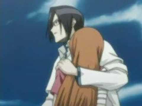 Ishida and Orihime romance-Satriani style