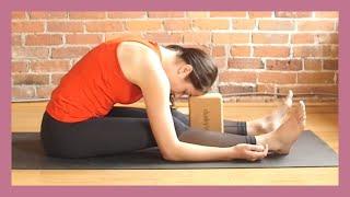 Yin Yoga for Back Pain & Flexibility {30 min}