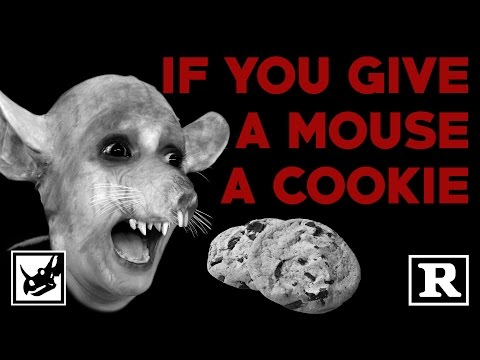 If You Give A Mouse A Cookie (SCARY TRAILER)   Gritty Reboots