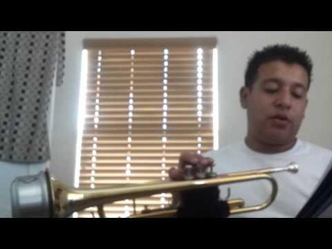 Tutorial de trompeta. Frank..los muro caeran