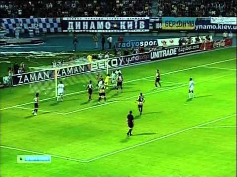 Динамо К - Фенербахче (Стамбул) 3:1. ЛЧ-2006/07(обзор матча).