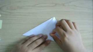 How To Make A Origami Sea Turtle (part 1)