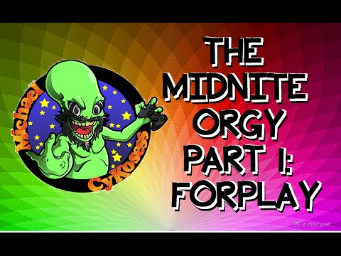 The Midnite Orgy Part 1: Foreplay, NSFW Call of Duty Trolling with Michael CyKosess