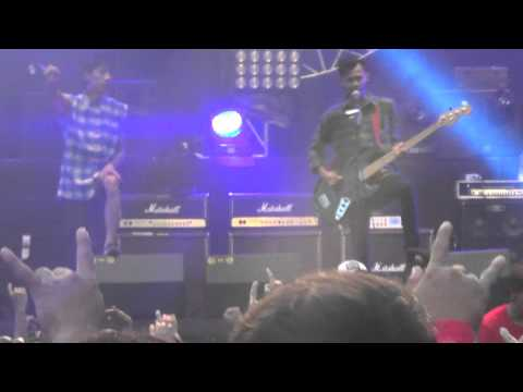 Revenge The Fate - Ambisi (Live At Hellprint 08/02/2015)