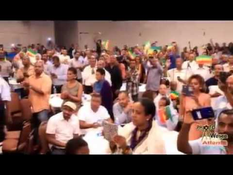 Ethiopians in Atlanta Tribute to Tamagne Beyene