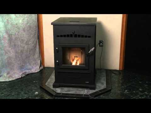 Chapter 4 - Operating Your Stove Eco-Choice Pellet Stove