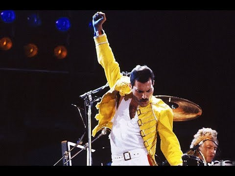 The Great Pretender by Freddie Mercury with lyrics