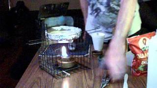 My Bannock Cooking Test.wmv