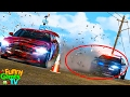 БЕШЕНЫЕ ГОНКИ видео про машинки для детей тачки гонки полицейскую погоню Need for Speed Hot Pursuit