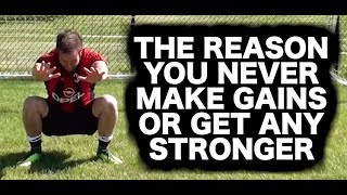 How to train for soccer by yourself | Get stronger legs | Football workouts for strength