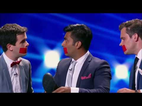 Gentlemen of Deceit audition on Australia's Got Talent #1