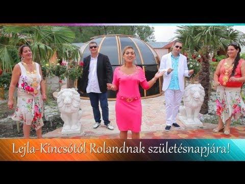 █▬█ █ ▀█▀  Lejla - Kincsótól Rolandnak Szakonyba! Official Zgstudio Video █▬█ █ ▀█▀ video