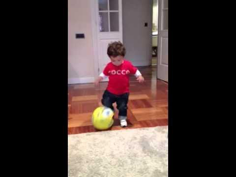 Me ha salido futbolista