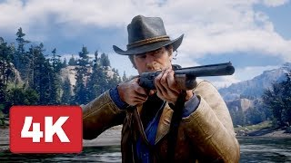 Red Dead Redemption 2: Gameplay Trailer (4K)