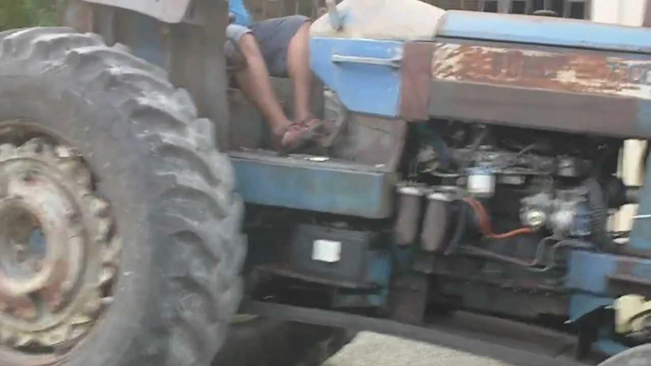 TRACTOR AGRICOLA FORD 7700 EN VENTA - YouTube
