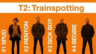 TRAINSPOTTING 2 recenzja Kinomaniaka