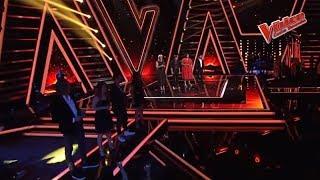 Společný song finalistů - Coldplay : Fix You | The Voice Česko Slovensko 2019