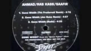 Watch Ras Kass Come Widdit video