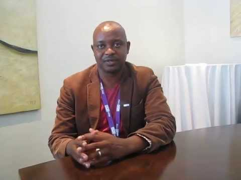 MenCare Moment - Botswana - Desmond Lunga, Stepping Stones International