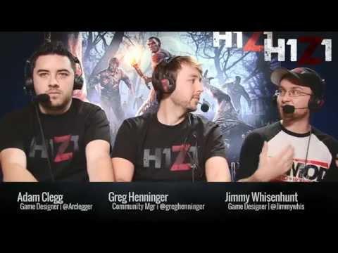 H1Z1 Pre-Early Access Survivor Stream - Intro