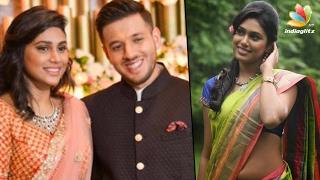 Actress Manisha Yadav gets married | Soppana Sundari Wedding
