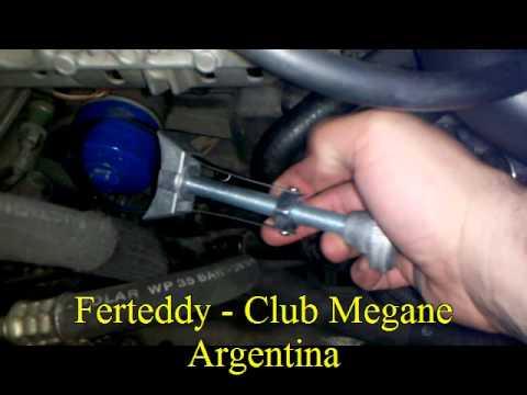 Como cambiar el aceite en casa megane youtube - Como sacar aceite del piso ...