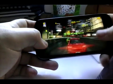 Huawei G610 (Rendimiento en juegos)