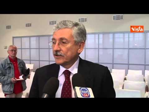 CASO GEITHNER. D'ALEMA: NESSUN COMPLOTTO, BERLUSCONI NON AVEVA MAGGIORANZA