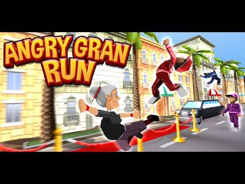 Приложения на Google Play – Angry Gran Run - Running