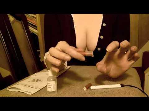 Drunken Vaporess: How to refill an empty V2 (or similar) cartomizer