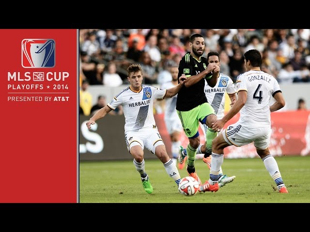 #LAvSEA Western Conference Championship Leg 1 Recap | 2014 MLS Cup Playoffs presented by AT&T